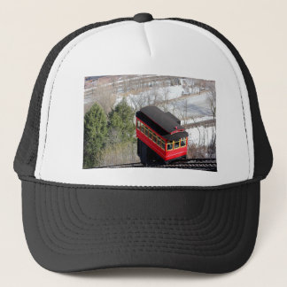 Pittsburgh Incline Plane Trucker Hat
