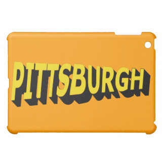 Pittsburgh iPad Case