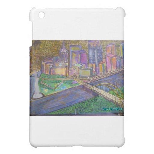 Pittsburgh iPad Mini Case