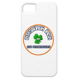 Pittsburgh Irish 100 percenters iphone case iPhone 5 Cases