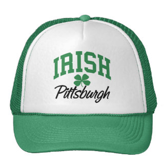 Pittsburgh Irish Trucker Hat