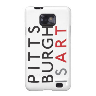 Pittsburgh is Art case for Samsung Galaxy Samsung Galaxy S2 Cases