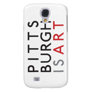 Pittsburgh is Art iPhone 3G Case