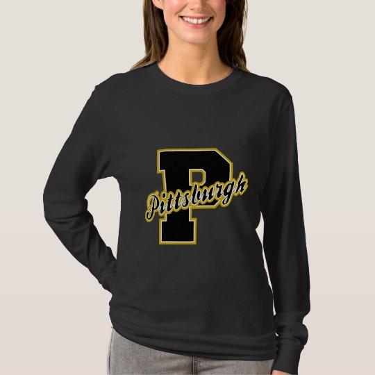 Pittsburgh Letter T-Shirt