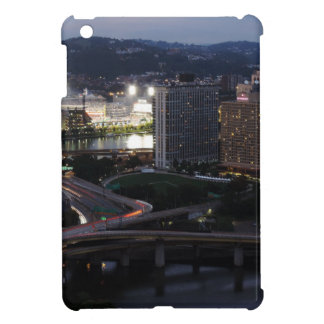 Pittsburgh Light Trails Case For The iPad Mini