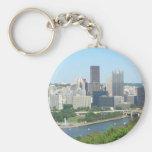 Pittsburgh Llaveros Personalizados