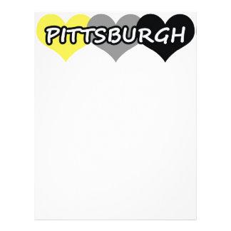 Pittsburgh Membrete