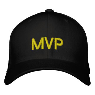 Pittsburgh MVP!!! Embroidered Baseball Hat