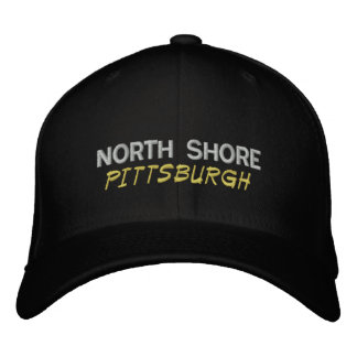 Pittsburgh North Shore Ball Cap Embroidered Hats