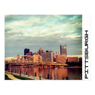 Pittsburgh: Orilla del norte Postal