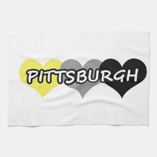 Pittsburgh Toalla De Cocina