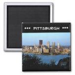 - Pittsburgh, PA-Foto-Imán