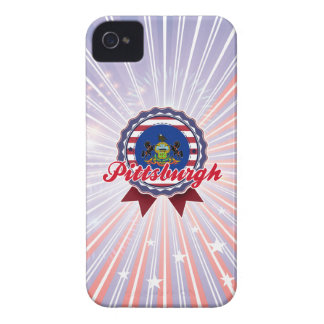 Pittsburgh PA iPhone 4 Case-Mate Protector