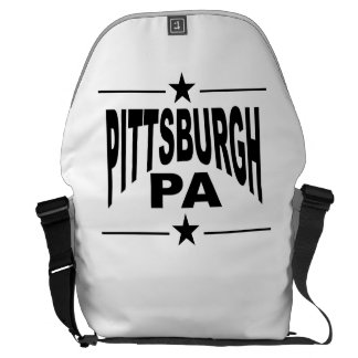 Pittsburgh PA Courier Bags