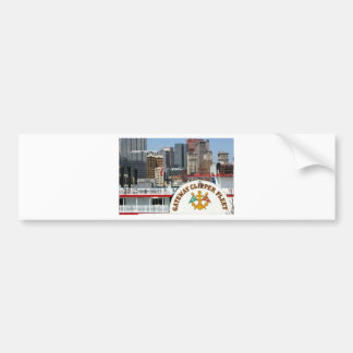 Pittsburgh Pa photography Bumper Sticker