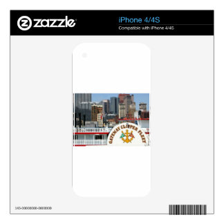 Pittsburgh Pa photography Skins For The iPhone 4S