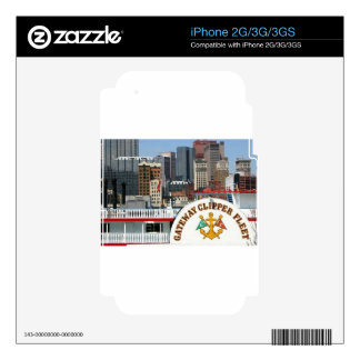 Pittsburgh Pa photography Skin For The iPhone 3