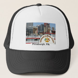 Pittsburgh Pa photography Trucker Hat