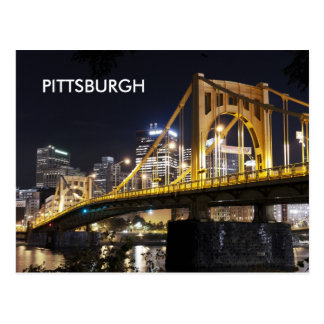 Pittsburgh PA Postales