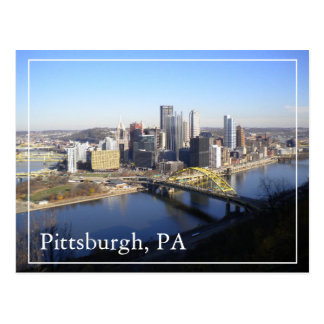 Pittsburgh, PA Postales