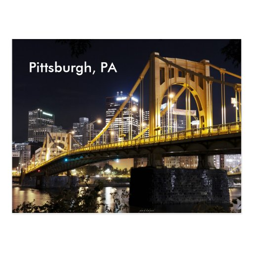 Pittsburgh, PA Postcards