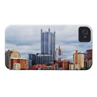 Pittsburgh PA Skyline iPhone 4 Covers