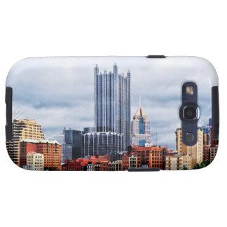 Pittsburgh PA Skyline Samsung Galaxy SIII Covers