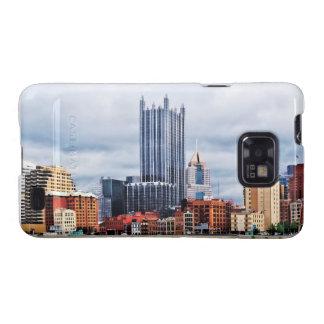 Pittsburgh PA Skyline Samsung Galaxy S2 Case
