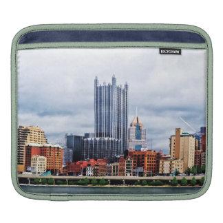 Pittsburgh PA Skyline iPad Sleeve