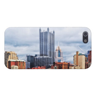 Pittsburgh PA Skyline iPhone 5/5S Case