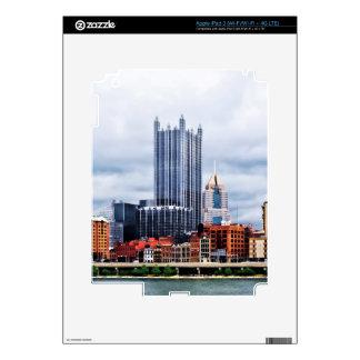 Pittsburgh PA Skyline iPad 3 Decals