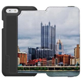 Pittsburgh PA Skyline Incipio Watson™ iPhone 6 Wallet Case