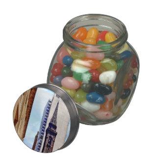 Pittsburgh PA Smithfield St Near Smithfield Church Jelly Belly Candy Jars