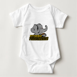 Pittsburgh Pachyderms Store Baby Bodysuit
