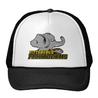 Pittsburgh Pachyderms Store Trucker Hat