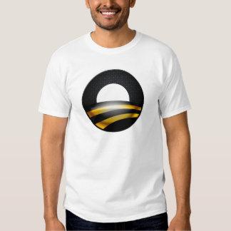 Pittsburgh para Obama Remera