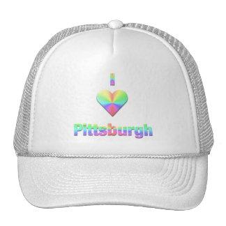 Pittsburgh -- Pasteles Gorros