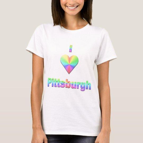 Pittsburgh -- Pastels T-Shirt