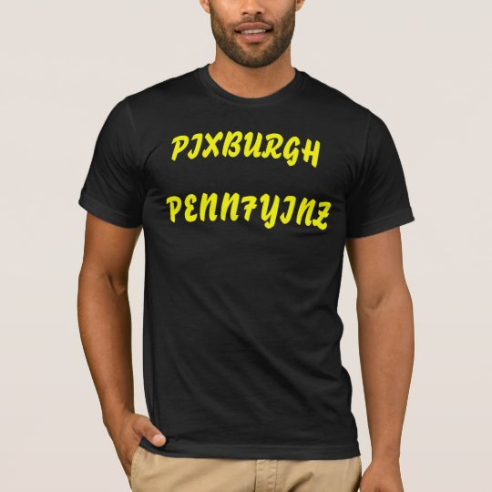 Pittsburgh PENN7YINZ T-Shirt