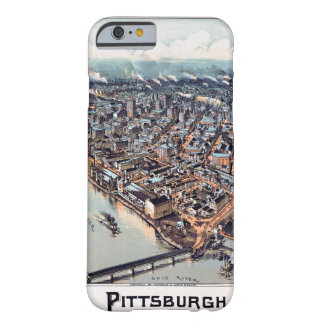 Pittsburgh Pennsylvania 1902 Funda Barely There iPhone 6