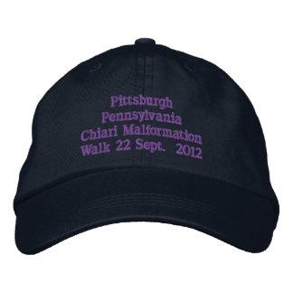 Pittsburgh  Pennsylvania 2012 Embroidered Baseball Caps