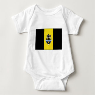 Pittsburgh Pennsylvania Baby Bodysuit