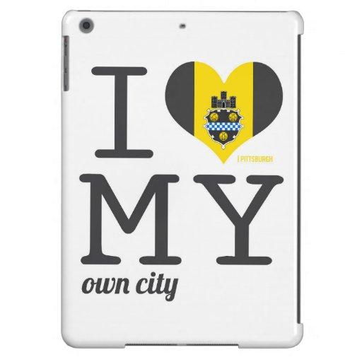 Pittsburgh | Pennsylvania iPad Air Cases