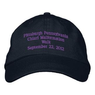 Pittsburgh Pennsylvania Embroidered Baseball Caps