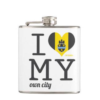 Pittsburgh Pennsylvania Flask