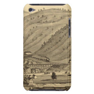 Pittsburgh, Pennsylvania Barely There iPod Funda