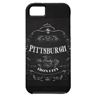 Pittsburgh Pennsylvania - la ciudad ahumada iPhone 5 Case-Mate Cobertura