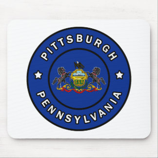 Pittsburgh Pennsylvania Mouse Pad