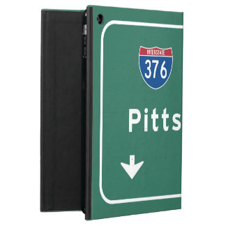 Pittsburgh Pennsylvania pa Interstate Highway : iPad Air Case
