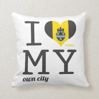 Pittsburgh | Pennsylvania Pillow